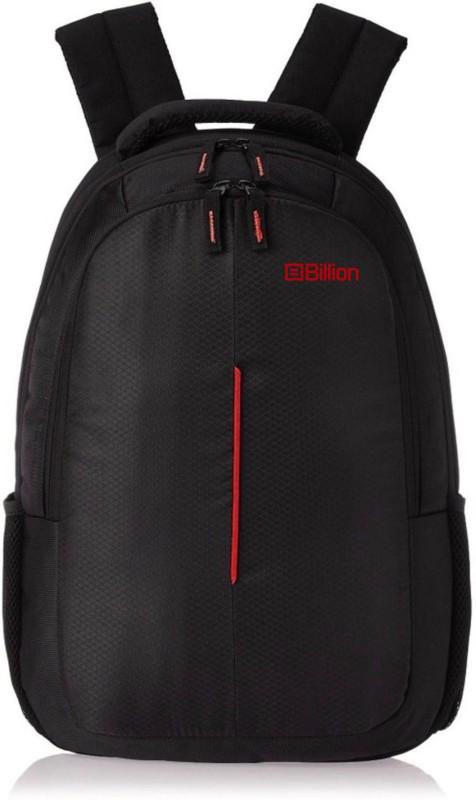 Billion Casual Backpack 25 L Backpack(Black)