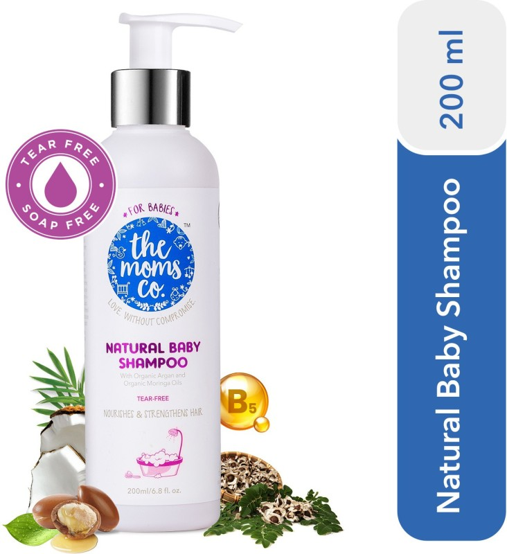 The Moms Co. Natural Baby Shampoo(200 ml)