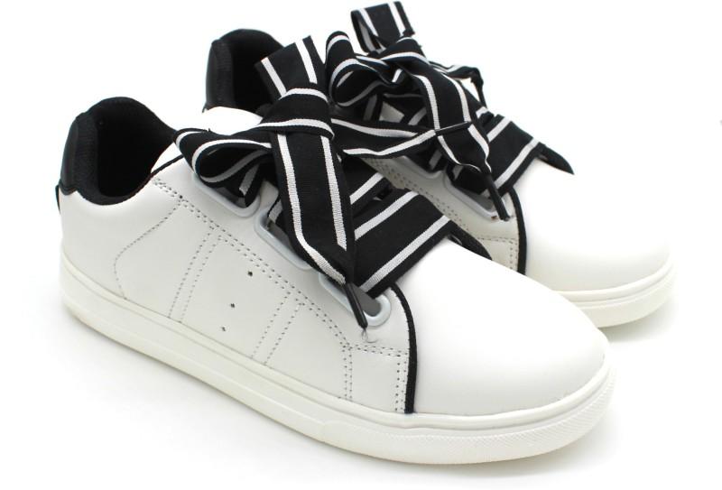 HASTEN Erika Sneakers For Women(White)