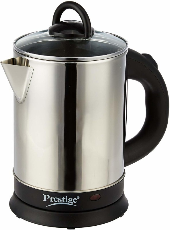 Prestige Electric Kettle PKGSS 1.7 Electric Kettle(1.7 L, Black and Silver)