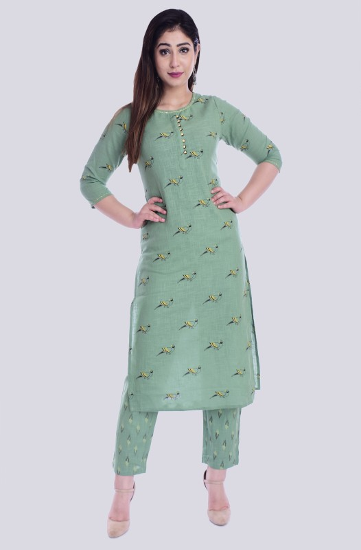 Chokhi Banjaran Women Kurta and Pant Set