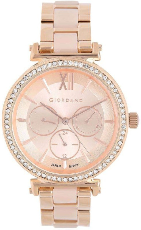 Giordano 2075-22 Analog Watch - For Women