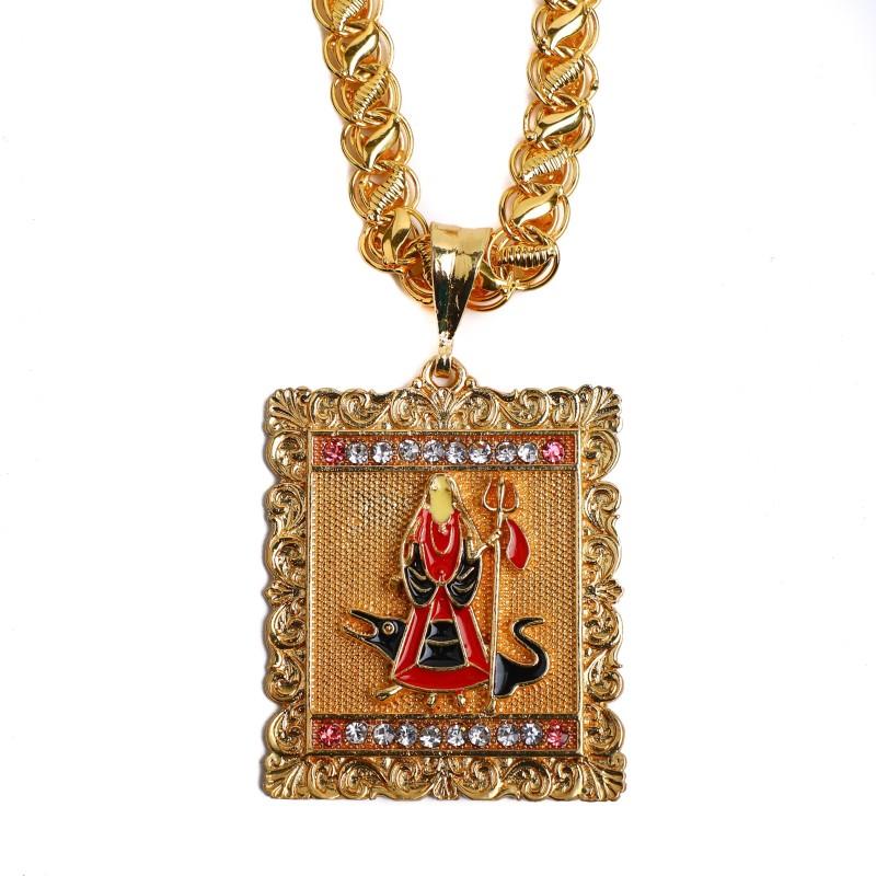 DIPALI pendant 60 Gold-plated Alloy Pendant Set
