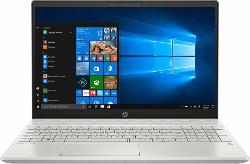 HP Pavilion Core i5 10th Gen - (8 GB/1 TB HDD/256 GB SSD/Windows 10/2 GB Graphics) 15-cs3006tx Laptop(15.6 inch, Silver, 1.85 kg)