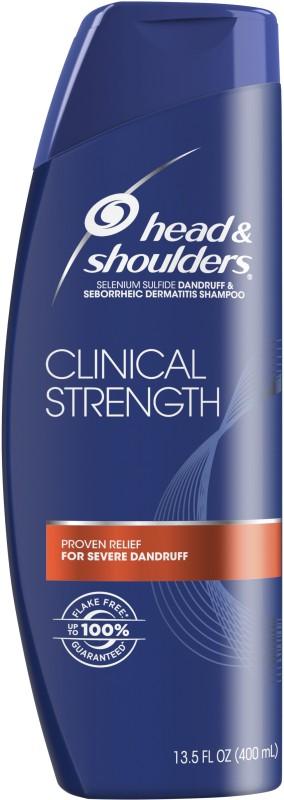 Head & Shoulders Clinical Strength Dandruff and Seborrheic Dermatitis Shampoo (13.5Floz)(400 ml)