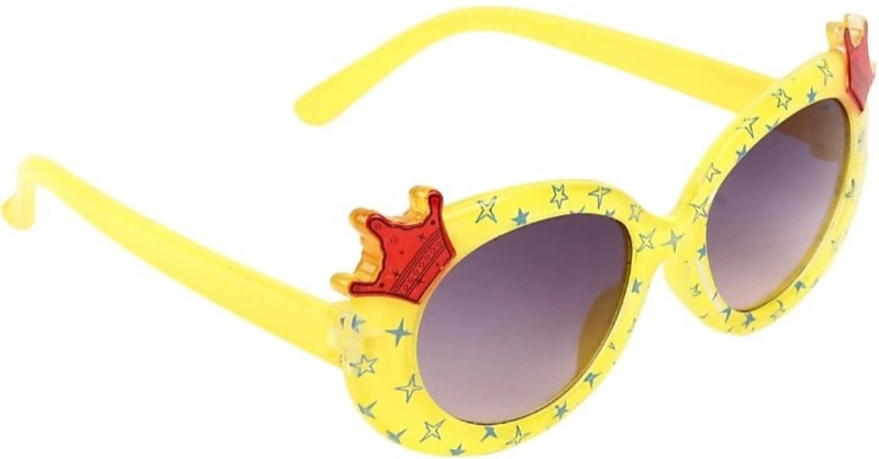 FEMISH Butterfly Sunglasses(Grey)