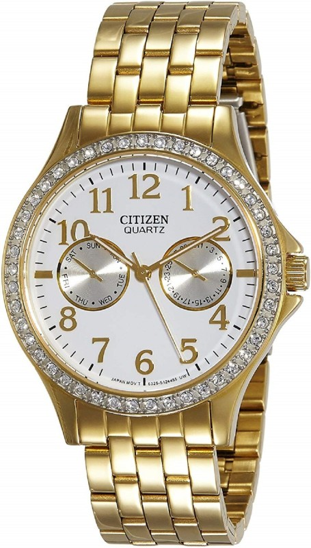 Citizen ED8112-52A Analog Watch - For Women