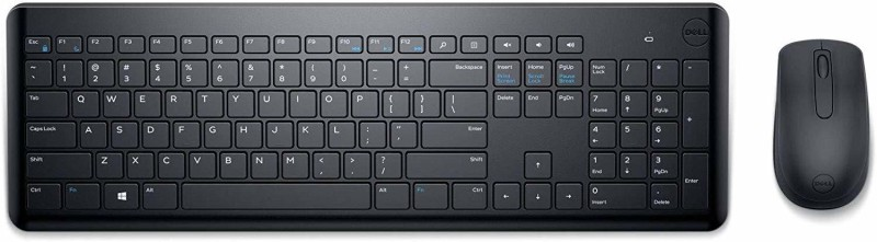 Dell KM117 Wireless Laptop Keyboard(Black)