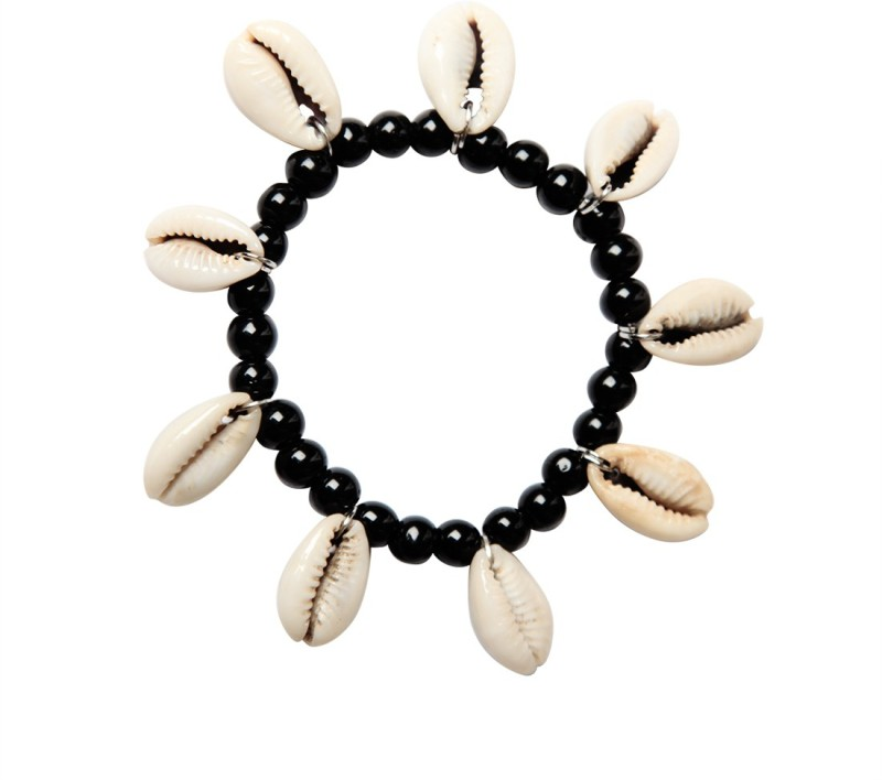 The Bling Stores Alloy Coral Brass Bracelet