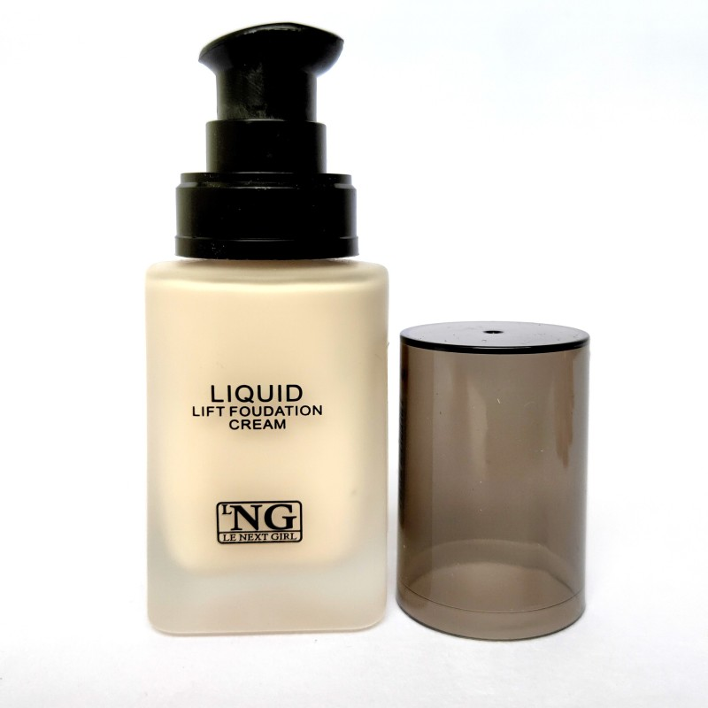 LNG Liquid Lift Makeup Foundation For Healthy Skin And Full Coverage Foundation(Natural, 30 g)