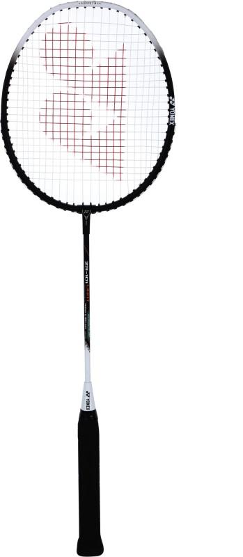 Yonex ZR101 Light Black Strung Badminton Racquet(Pack of: 1, 85 g)