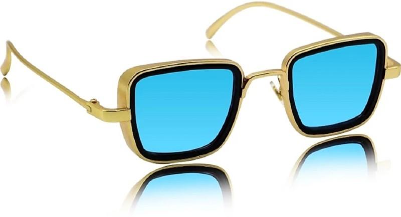 FEMISH Round Sunglasses(Violet)