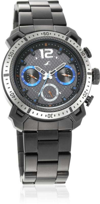 Fastrack 3193KM02 All Nighters Analog Watch - For Men
