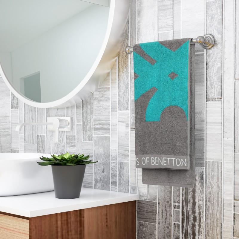 United Colors of Benetton Cotton 480 GSM Bath Towel