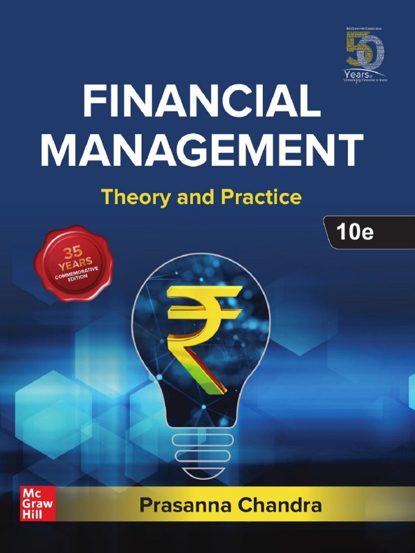 Financial Management, Theory and Practice(English, Paperback, Prasanna Chandra)