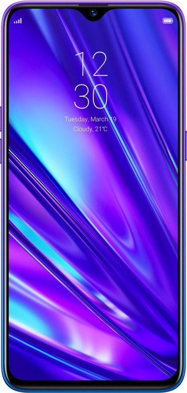 Realme 5 Pro (Sparkling Blue, 64 GB)(6 GB RAM)