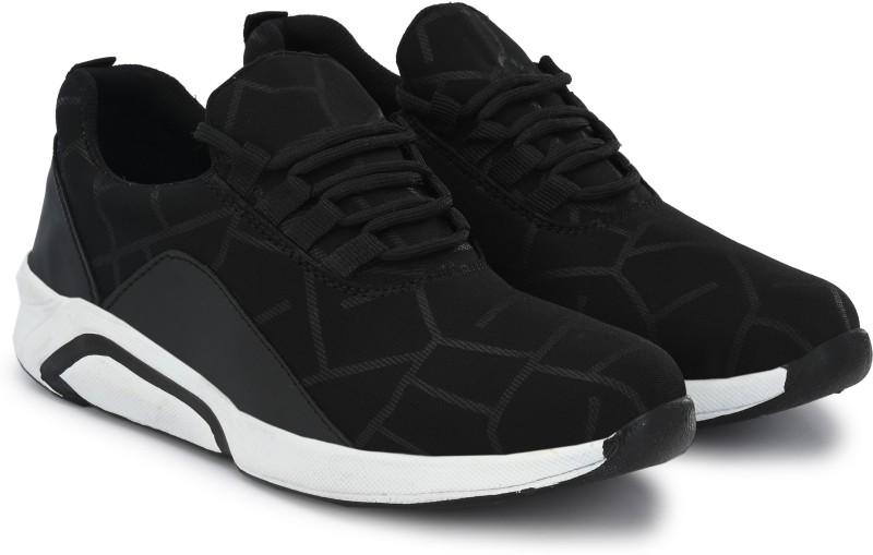 AWM AWM Men's Sports Running Shoes (Z Black-10) Running Shoes For Men(Black)