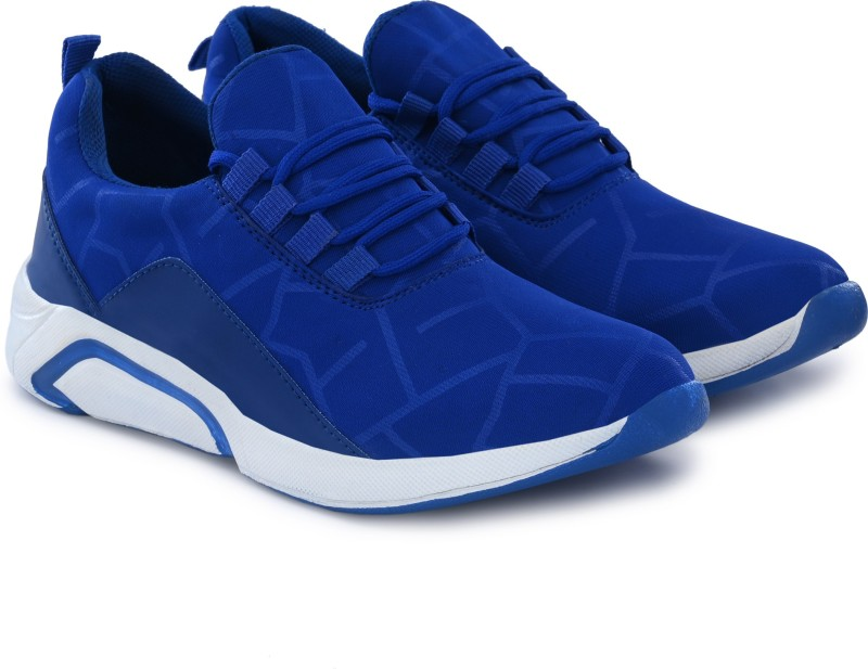 AWM AWM Men's Sports Running Shoes (R Blue-6) Running Shoes For Men(Blue)