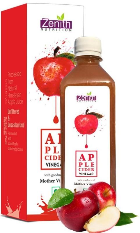 Zenith Nutrition Apple Cider Vinegar(500 ml)