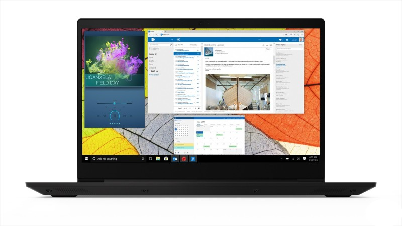 Lenovo Ideapad S145 Ryzen 5 Quad Core - (8 GB/1 TB HDD/Windows 10 Home) S145-15API Laptop(15.6 inch, Granite Black, 1.85 kg)