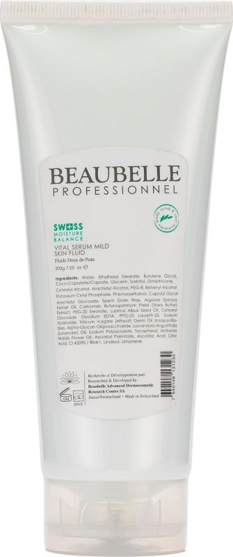 Beaubelle Vital H2O-Vital Serum Mild skin Fluid(200 g)