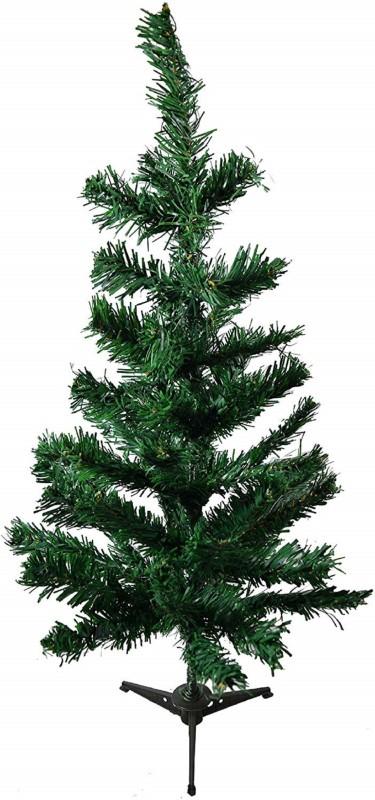 Home Delight Fir 60 cm (1.97 ft) Artificial Christmas Tree(Green)