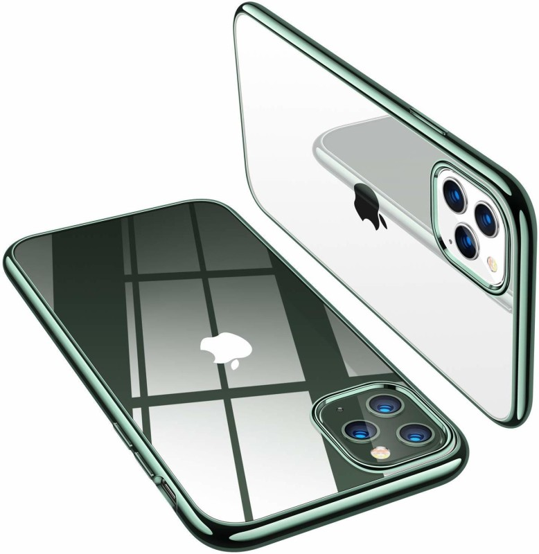 Enflamo Back Cover for Apple iPhone 11 Pro(Green)
