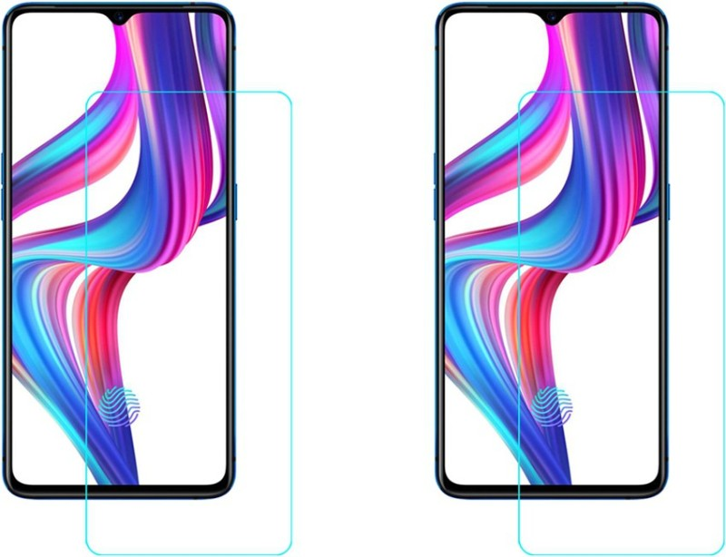ACM Tempered Glass Guard for Realme X2 Pro(Pack of 2)