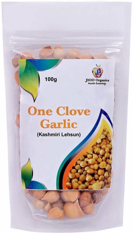 Jioo Organics snow mountain garlic 100 g(100 gm)