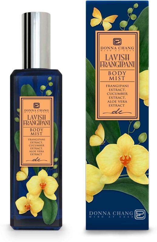 Donna Chang Lavish Frangipani Body Mist Body Mist - For Men & Women(100 ml)