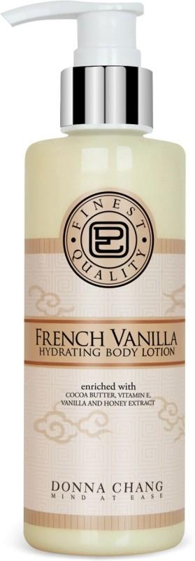 Donna Chang French Vanilla - Hydrating Body Lotion(200 ml)