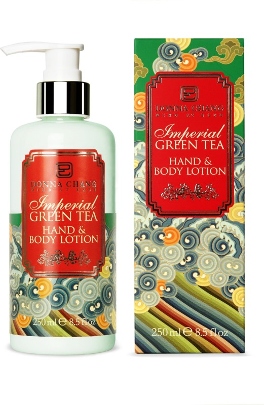 Donna Chang Imperial Green Tea - Hand and Body Lotion(200 ml)
