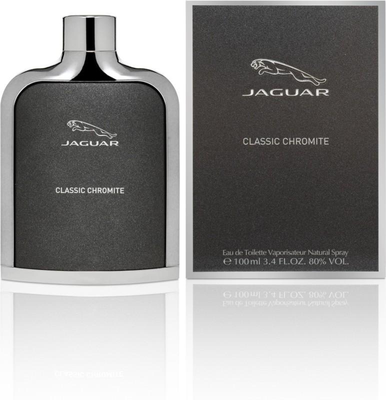 Jaguar Classic Chromite Eau de Toilette - 100 ml(For Men)