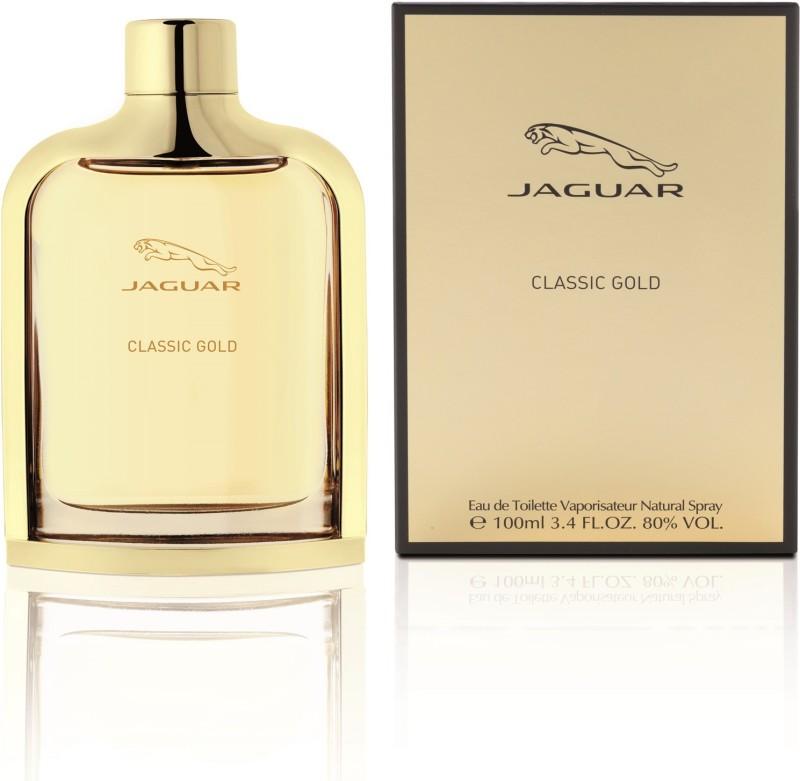 Jaguar Classic Gold Eau de Toilette - 100 ml(For Men)