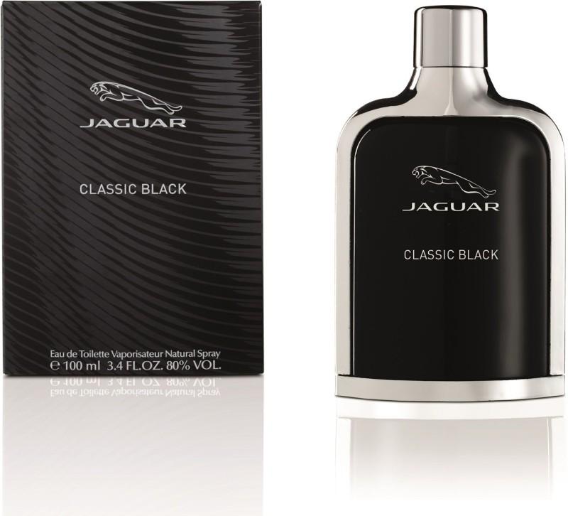 Jaguar Classic Black Eau de Toilette - 100 ml(For Men)