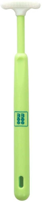 MeeMee Plastic Tongue Cleaner(Pack of 2)