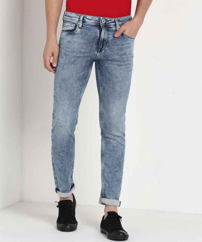 Killer Slim Men's Light Blue Jeans