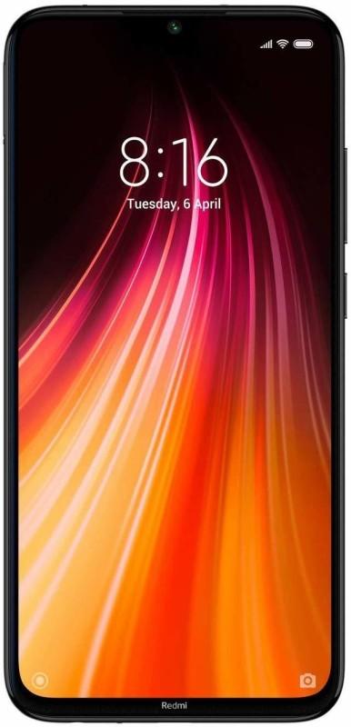 Redmi Note 8 (Space Black, 64 GB)  (4 GB RAM)
