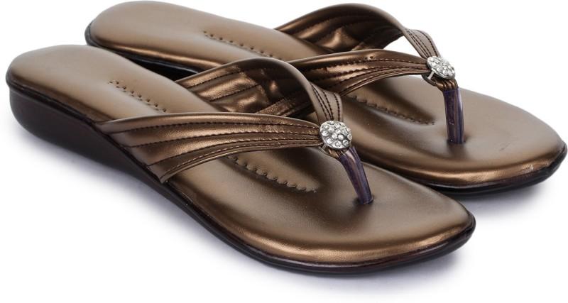 Bootco Women Copper Flats