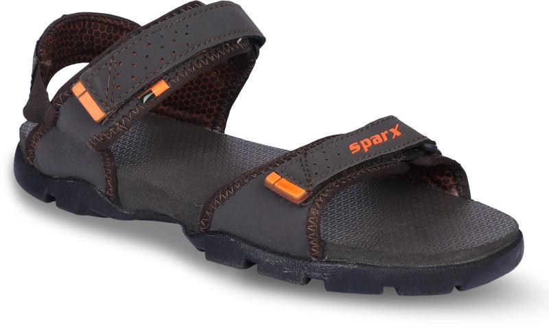 SPARX SS-119 Men Orange Sandals