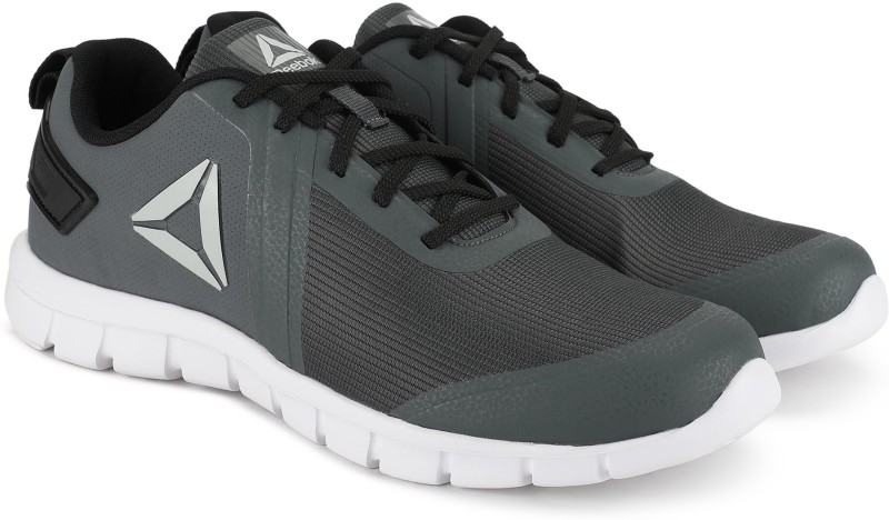 REEBOK Trend Runner Lp Running Shoes For Men(Black, Grey)