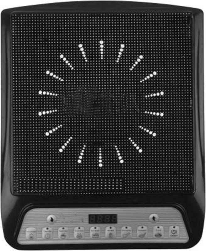 Akshat Sua A8 Induction Cooktop(Black, Push Button)