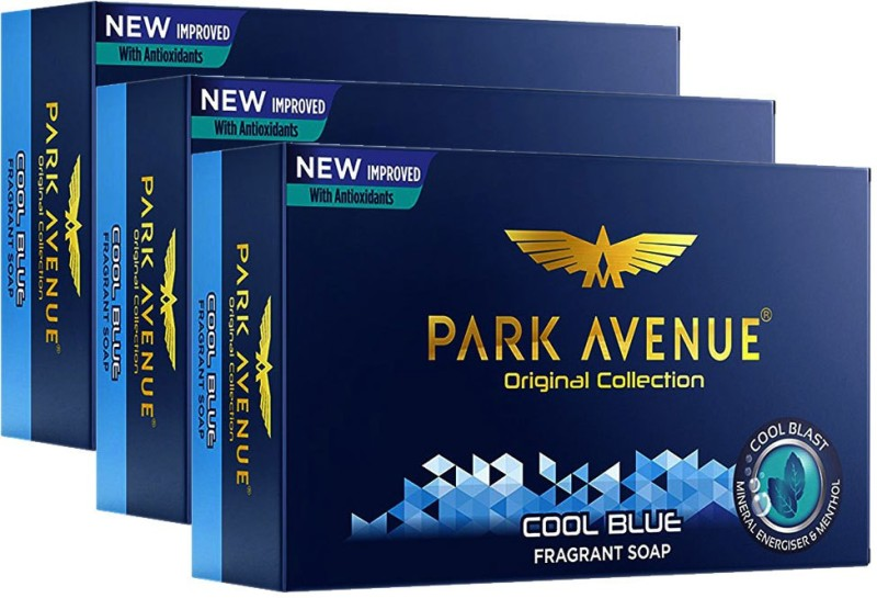 Park Avenue Cool Blue(3 x 125 g)