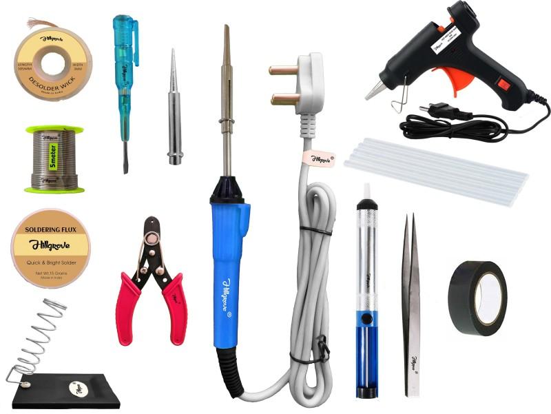 Hillgrove Power & Hand Tool Kit(13 Tools)