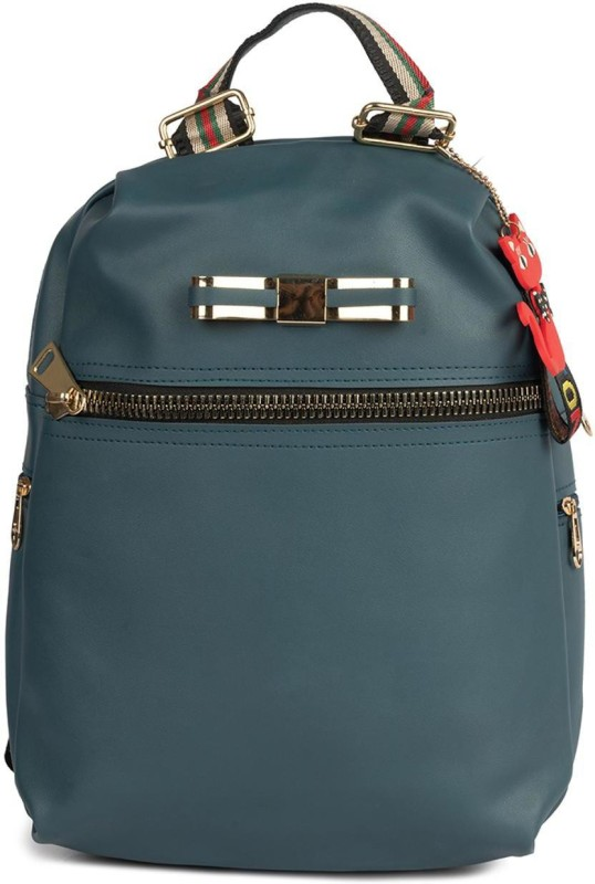 Ruby Women Grey Handbag