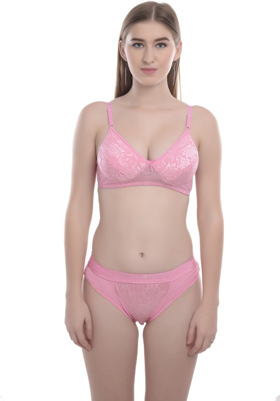 Layered Style Lingerie Set