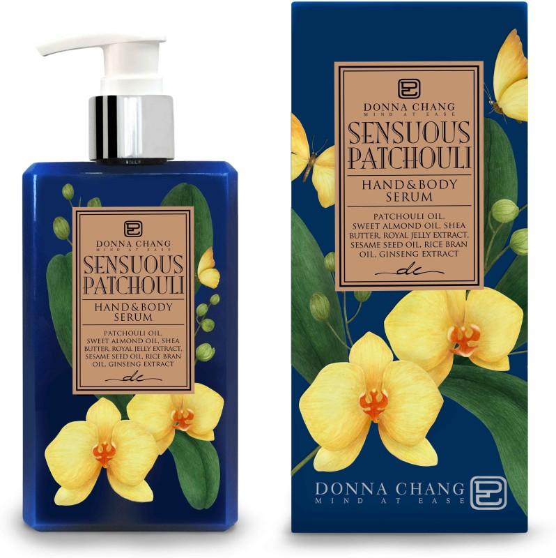 Donna Chang Sensuous Patchouli Hand & Body Serum(250 ml)