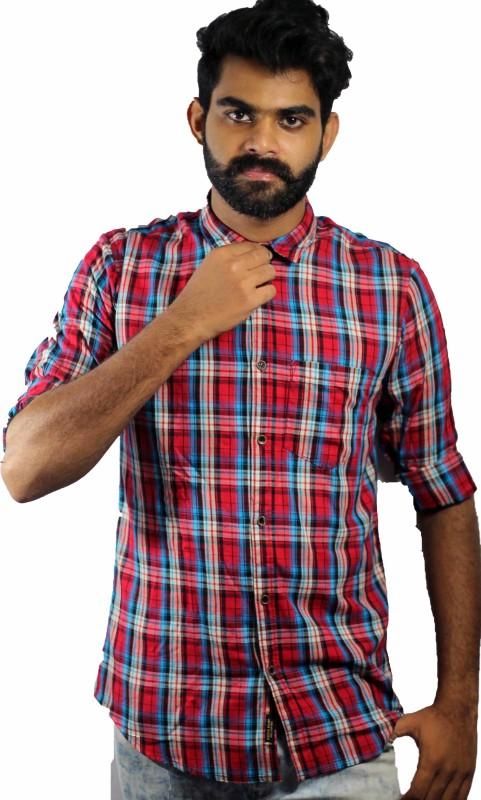 Indi Hemp Men Printed Casual Multicolor Shirt