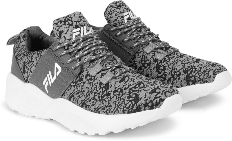 Fila Radical 3 Running Shoes For Men(Grey)