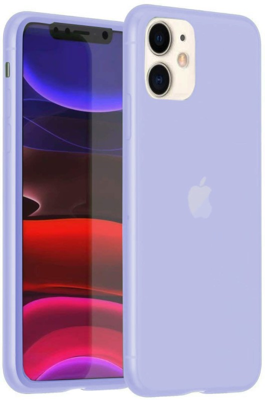 Enflamo Back Cover for Apple iPhone 11(Purple)